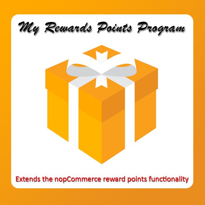 My Rewards Points Program