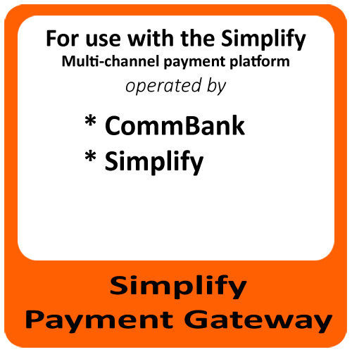 Simplify Commerce Payment Plugin